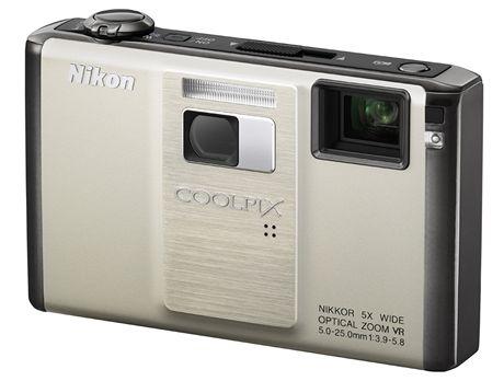 20 nej Nikon Coolpix S1000pj