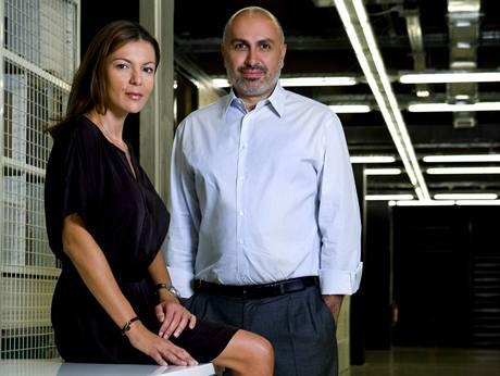 Yiorgos a Lena Korresovi