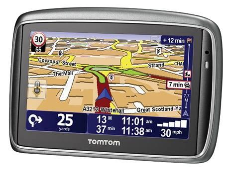 Navigace TomTom