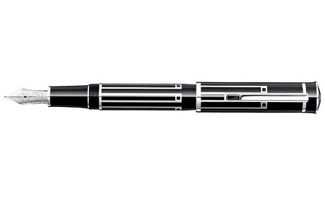 Pero z limitované edice Thomas Mann