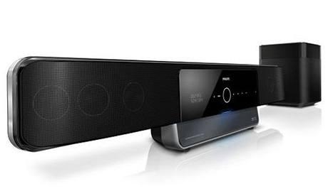 Soundbar Philips HTS8160B/12