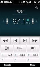 HTC HD2 - FM rádio