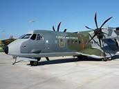 První letoun C-295M CASA pro českou armádu