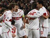 Hráči Stuttgartu