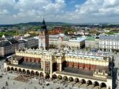 Polsko, Krakov