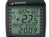 Cyklocomputer Sigma