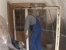 Výměna oken v panelovém domě za 4 hodiny