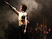 Z baletu Faust (Jiří Kodym a soubor baletu ND)