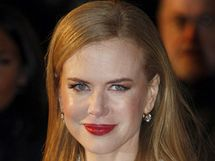 Z londýnské premiéry filmu Nine (Nicole Kidman)