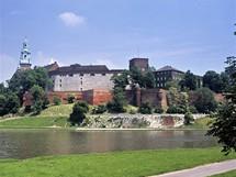 Polsko, Krakov, hrad Wawel
