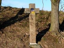 Zastavení křížové cesty nad Počepicemi