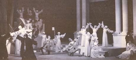 Světová premiéra - v Brně roku 1938 je poprvé uveden Prokofjevův balet Romeo a Julie