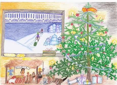 Vánoční svátky v našem bytě - 107