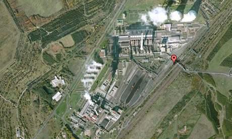Uhelná elektrárna Prunéřov má v příštích letech projít obnovou