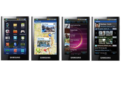 Nový operační systém Bada od Samsungu
