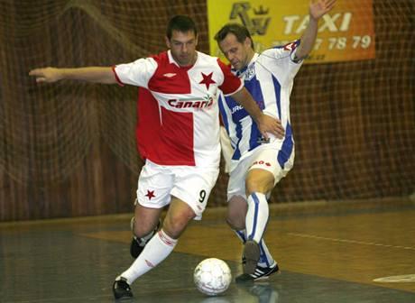 Old Boys Cup  - Pavel Kuka (vlevo)