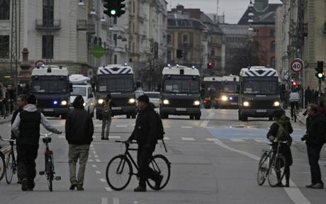 Policejní opatření v Kodani