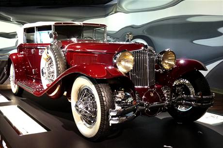 """""""Král gangsterů"""" Al Capone brázdil chicagské ulice ve 20. letech tímto vozítkem"""