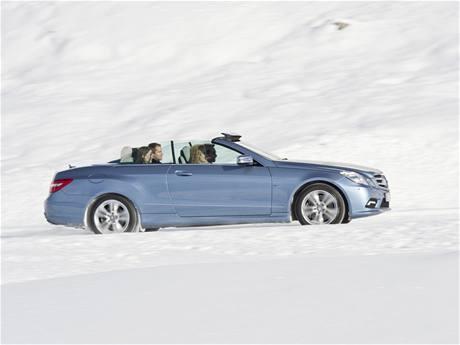 Mercedes-Benz třídy E Cabriolet