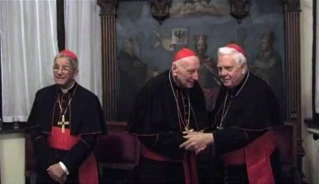 Devadesátiny kardinála Tomáše Špidlíka