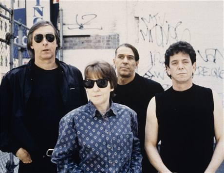 Velvet Underground v roce 1993