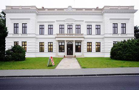 Rekonstrukce vily stála 25 milionů korun