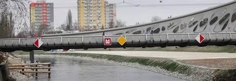 Vltavská vodní cesta, přístaviště Lannovy loděnice