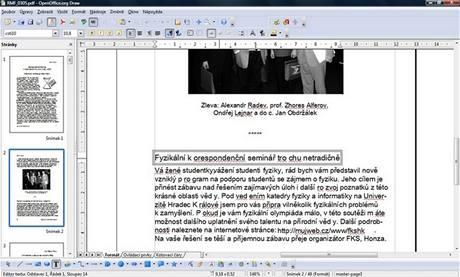 PDF v OpenOffice.org