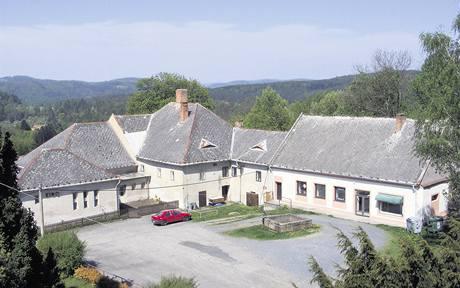 Bývalý pivovar Rataje nad Sázavou, okres Kutná Hora