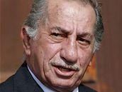 Kyperský exprezident Tassos Papadopoulos