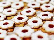 Vánoční cukroví - velkovýroba, Hořovická pekárna a cukrárna