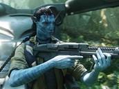 Z Cameronova filmu Avatar