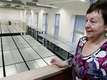 Ve zrekonstruované budově zřídilo vedené VUT v Brně nový archiv