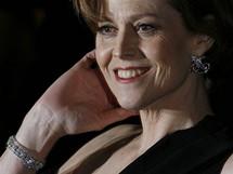 Světová premiéra filmu Avatar - Sigourney Weaverová