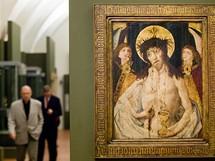 Z výstavy Umění české reformace (1380-1620)