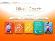 Nike+ vás může i trénovat. POmůže začátečníkům přejít z chůze do běhu a zkušeným běžcůms přípravou na maraton.