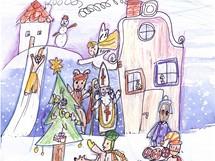 Vánoční hrádky - 333