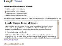 Dobrý zpráva pro fanoušky bleskového, jednoduchého prohlížeče Google Chrome - betaverze pro Linux je k dispozici a funguje výtečně