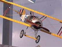 Modely letadel kupují hlavně tatínkové