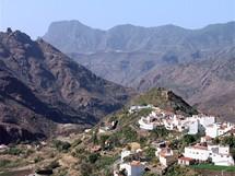 Kanárské ostrovy. Gran Canaria