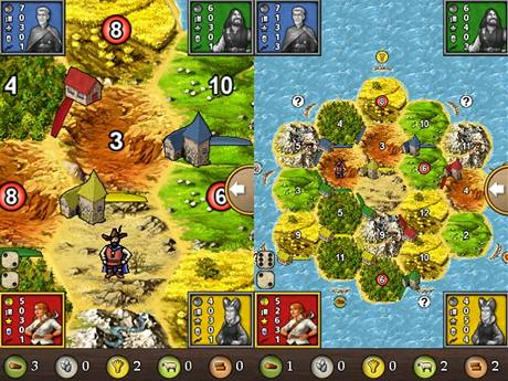 Catan na iPhone / iPod Touch