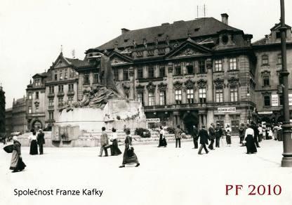 PF Společnost Franze Kafky
