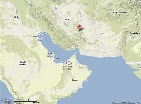 Kermán, Írán