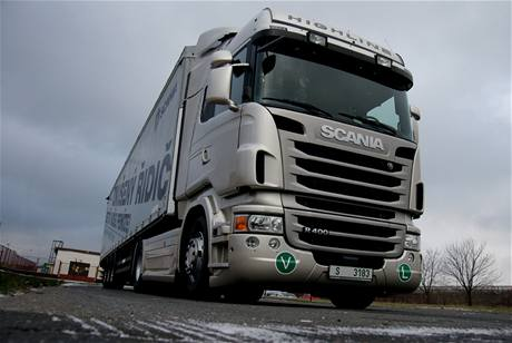 Scania R 400 Topline