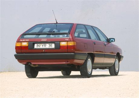 Audi 100 Avant TDI