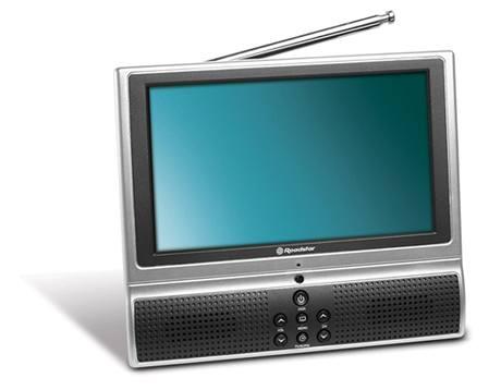 Televize do auta