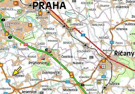 Vestec u Prahy