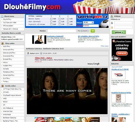 Dlouhefilmy.com