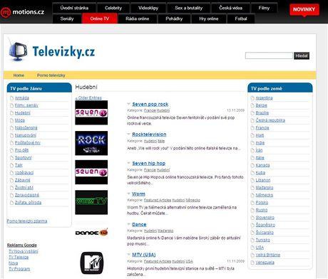 Televizky.cz