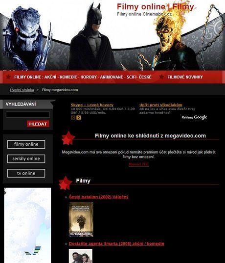 http://www.cinemabox.cz